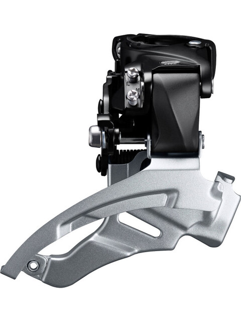 Shimano Altus FD-M2000 Front Derailleur 3x9-speed Down Swing Clamp high black